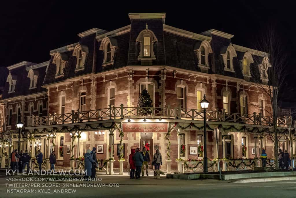 The Princess of Wales Hotel in Niagara on the Lake